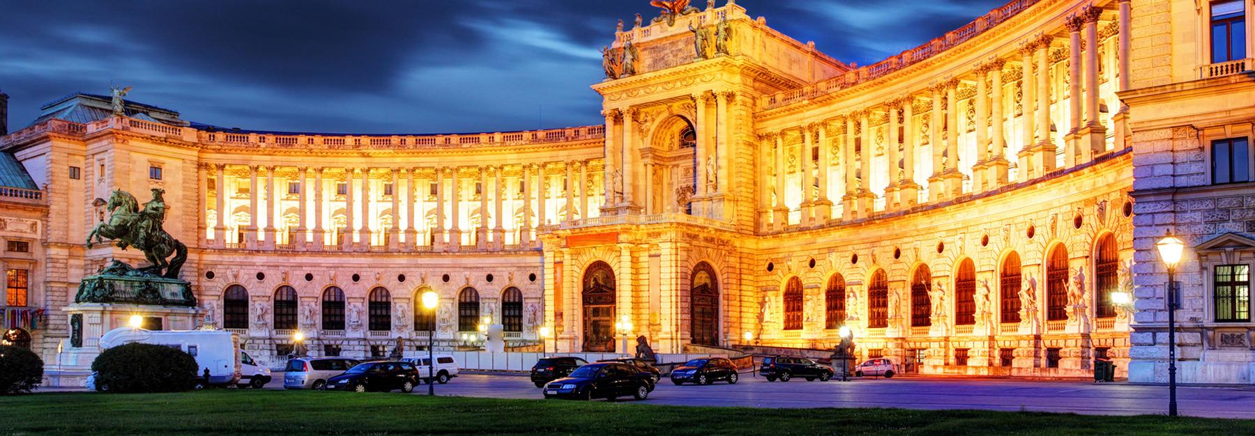 HOFBURG – Pałac Cesarski